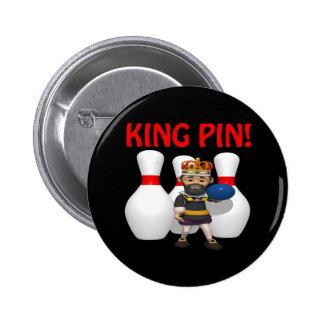 Le Roi Pin Badge