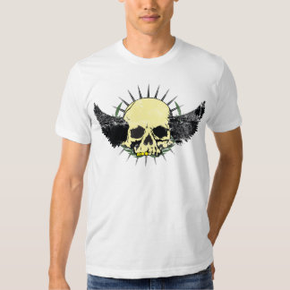 Le Roi Skull T Shirt
