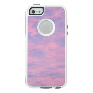 Le rose opacifie la photo coque OtterBox iPhone 5, 5s et SE