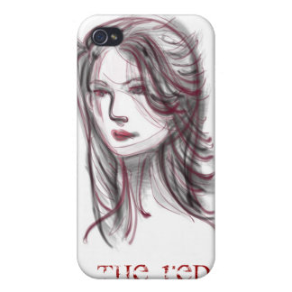 Le rouge coques iPhone 4