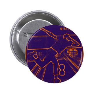 Le roulement électrifient badge avec épingle