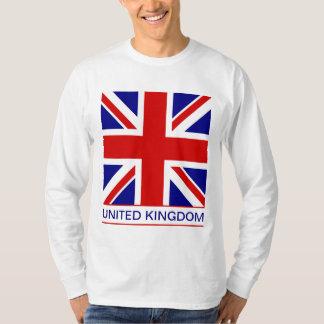 Le Royaume-Uni - drapeau d'Union Jack T Shirts
