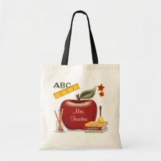 Le sac du professeur personnalisé