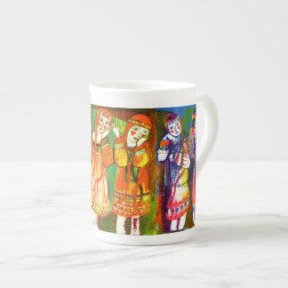 Le Sacre du Printemps Tea Cup