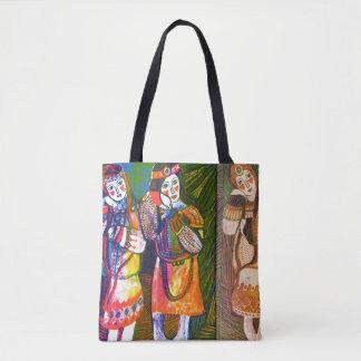 Le Sacre du Printemps Tote Bag