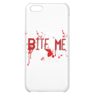"Le sang vrai ""me mordent "" coques iPhone 5C"