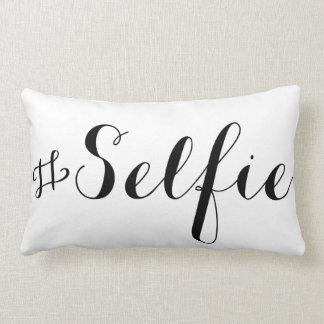 Le Selfie Lumbar Pillow