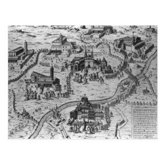 Le Sette Chiesa di Roma, 1575 Postcard
