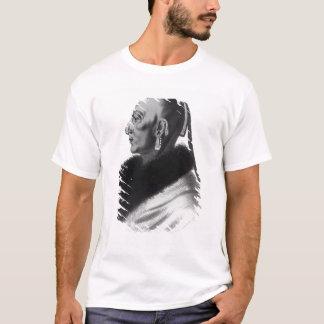 Le Soldat du Chene, an Osage Chief T-Shirt