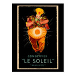 Le Soleil Conserves - Postcard