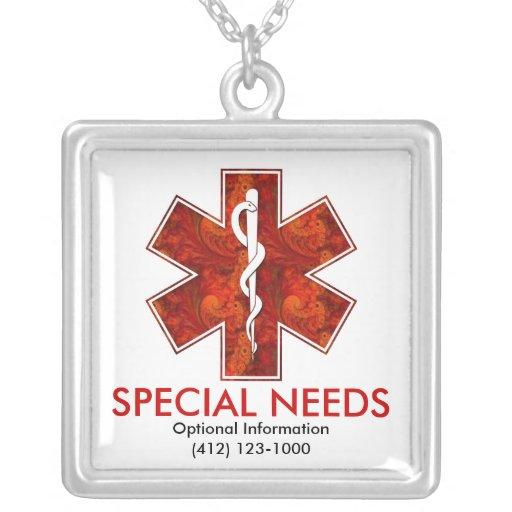 Le Special a besoin de collier   médical : Personn