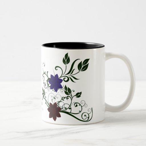 Le Stephanotis exotique fleurit la tasse