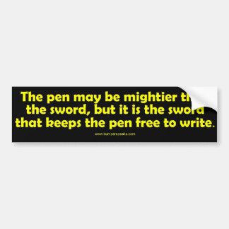 Le stylo est un adhésif pour pare-chocs plus puiss adhésifs pour voiture