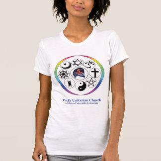 Le T-shirt de la femme de PUC