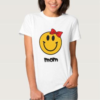 Le T-shirt de maman de famille des femmes