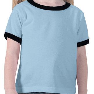 Le T-shirt de trois petits enfants de porcs