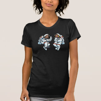 Le T-shirt des femmes d'astronautes
