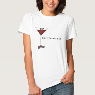 le T-shirt des femmes de verre de True-Blood.net
