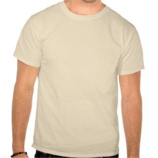 Le T-shirt des hommes d'artiste