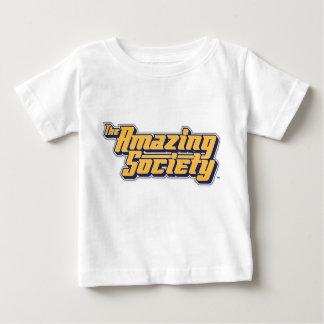 Le T-shirt extraordinaire de bébé