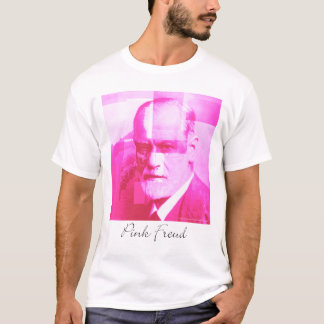 Le T-shirt rose original de Freud
