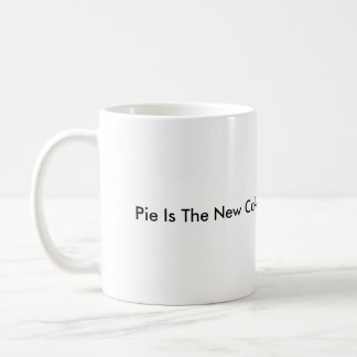 Le tarte est la nouvelle tasse de café de gâteau