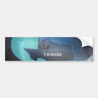 Le Texas à la maison Autocollant De Voiture