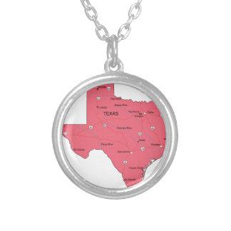le Texas Pendentif Rond
