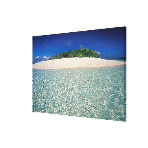 Le Tonga, Vava'u, paysage 2 Impression Sur Toile