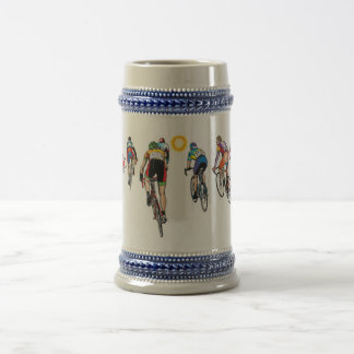 Le Tour Beer Stein