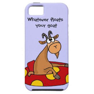 Le TU drôle celui qui flotte votre bande dessinée  Coque Case-Mate iPhone 5
