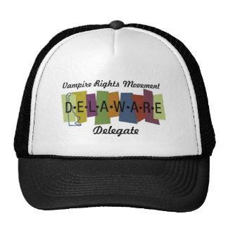 Le vampire redresse le mouvement - Delaware Casquette De Camionneur