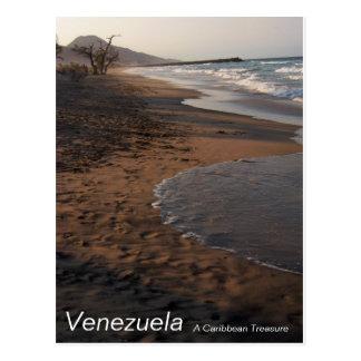 Le Venezuela. Un trésor des Caraïbes Carte Postale