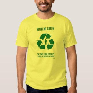 Le vert de Soylent est les gens Tee-shirt