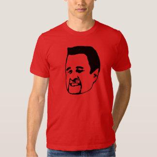 Le visage d'Austin Tee Shirt
