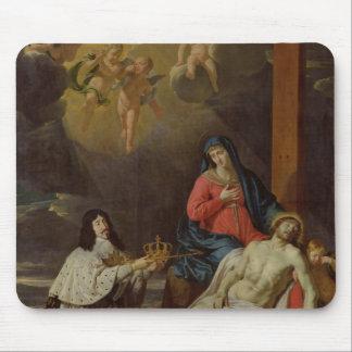 Le voeu du roi de Louis XIII de la France et Tapis De Souris
