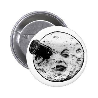 Le Voyage Dans La Lune (Face Only) 2 Inch Round Button
