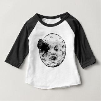 Le Voyage Dans La Lune (Face Only) Baby T-Shirt
