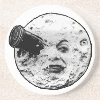 Le Voyage Dans La Lune (Face Only) Coaster