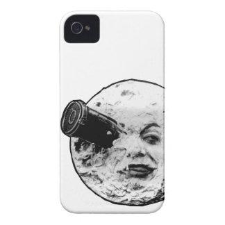 Le Voyage Dans La Lune (Face Only) iPhone 4 Case