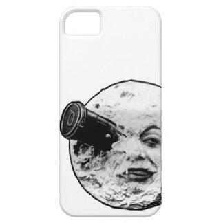 Le Voyage Dans La Lune (Face Only) iPhone 5 Case