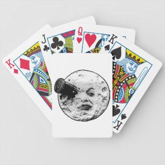 Le Voyage Dans La Lune (Face Only) Poker Deck