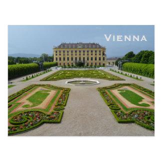 Le voyage vintage de tourisme de Vienne s'ajoutent Carte Postale