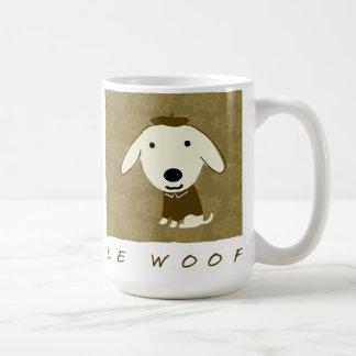 Le Woof Mug
