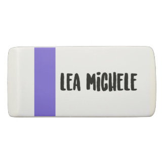 Lea Michele Eraser