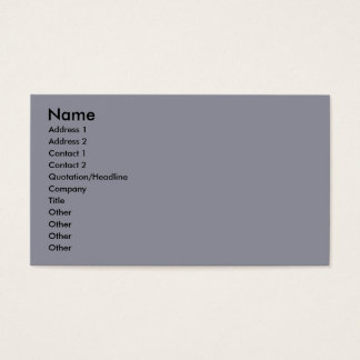 Leach - Poodles - Romeo Remy Business Card
