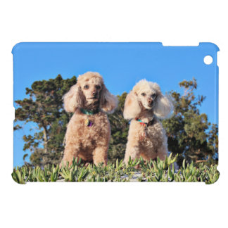 Leach - Poodles - Romeo Remy Case For The iPad Mini