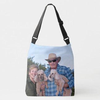 Leach - Poodles - Romeo Remy Crossbody Bag