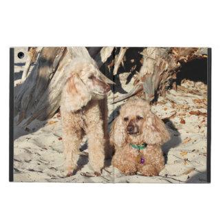 Leach - Poodles - Romeo Remy iPad Air Cover