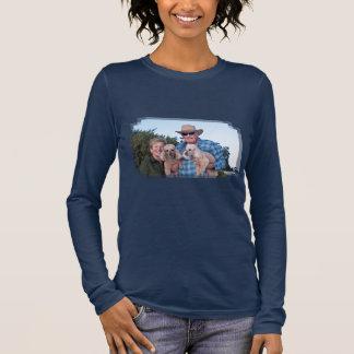Leach - Poodles - Romeo Remy Long Sleeve T-Shirt